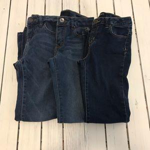3 piece lucky brand jeans lot